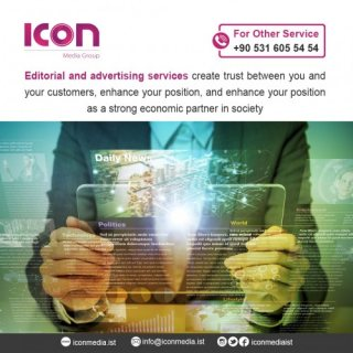 Publishing Services in Turkey ICON Media Group