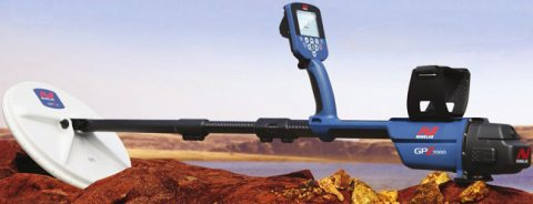 GPZ 7000  الجهاز الأفضل كاشف الذهب الخام وجميع المعادن بأفضل سعر - بي ار دبي