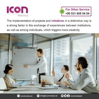 صور Icon Media Company for Projects and Initiatives 5