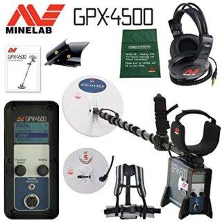 جهاز كشف الذهب الخام والمعادن GPX 4500