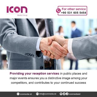 Icon Media Businessmen's Services in Turkey