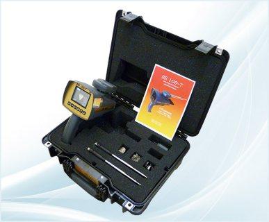 جهاز كشف الذهب الخام والدفين والمعادن بالسعودية BR 100 T - شركة بي ار دبي