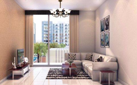 تملك شقة بقلب دبي بقسط شهري 3400