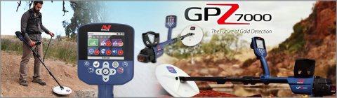 جهاز كشف الذهب الخام والمعادن GPZ 7000 بأفضل سعر من شركة بي ار دبي