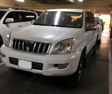 Toyota Prado 2003 in Good Condition.