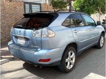 lexus 2007 Blue RX