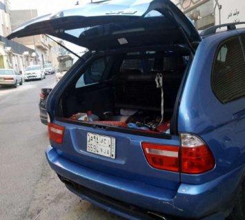 للبيع BMW اكس 5 موديل 2003
