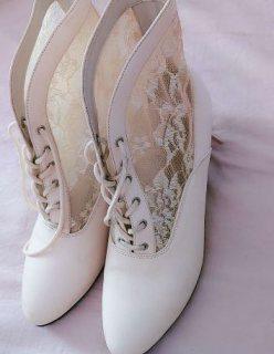 حذاء فكتوري