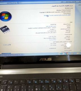 جهاز كمبيوتر لاب توب Asus