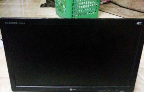 شاشه كومبيوتر نظيفه ال جي