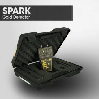 جهاز كشف الذهب الاستشعاري سبارك SPARK