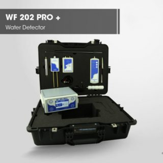 جهاز ذو نظامين لكشف وتحديد اماكن المياه تحت الارض WF-202 PROبلاس
