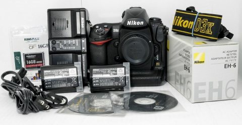 صور Wholesales Deals Nikon D3X, Nikon D3S,Canon EOS 5D Mark III Digital Cameras   3