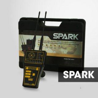 جهاز الجيب المفضل SPARK كاشف الذهب بعيد المدى الاستشعاري
