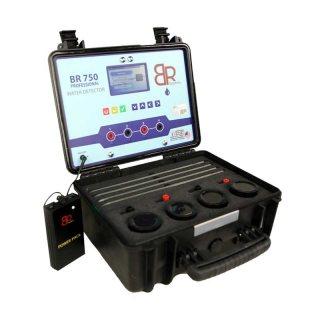 اكتشاف المياه بتقنيات عالية جديد2019 جهاز كشف المياه BR750