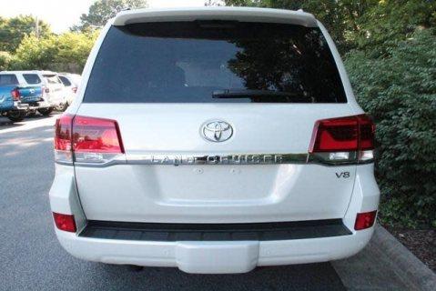 2018 Toyota Land Cruiser 4WD Drive