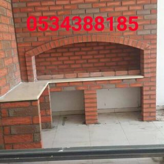 بناء افران بيتزا , افران خبز , فرن مطاعم 0534388185
