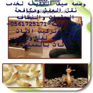 مؤسسه سيف المدينة لخدمات  والنظافه ومكافحه الحشرات