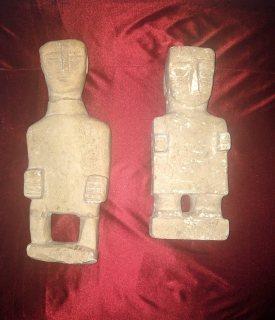 تماثيل مملكة اوسان
