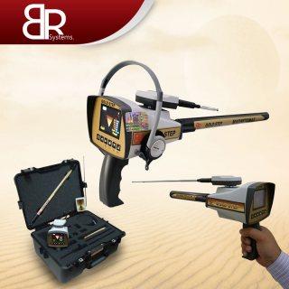 جهاز ( جولد ستيب ) - جهاز الكشف عن الذهب والمعادن تحت الارض - ALAREEMAN
