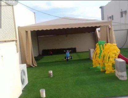 أسعار مظلات الحدائق أبها وخميس مشيط وعسير0509067005