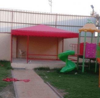 أسعار مظلات الحدائق في الرياض0558883925  مظلات حدائق خشبية وحديدية وبي في سي