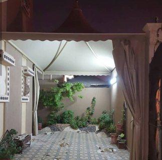 خصم 30% تركيب مظلات سيارات مظلات حديد خشبي للحدائق والجلسات.  في الرياض