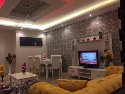 شقة مفروشة ضمن بناء فندقيه ايجار يومي في طرابزون 2020