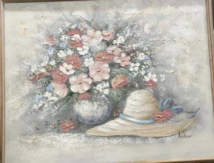 Original painting From Andrew — لوحةاصلية فرنسية
