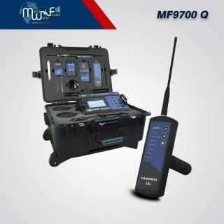 جهاز كشف الذهب والمعادن الاستشعاري MF 9700 QUINARY