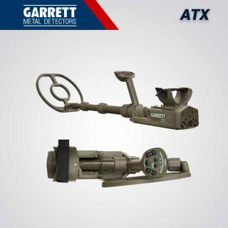 جهاز كشف الذهب والمعادن جاريت اي تي اكس GARRETT ATX