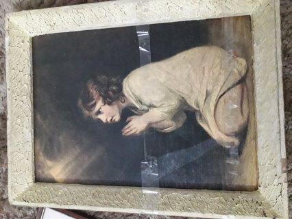 لوحة اثريه القرن 18