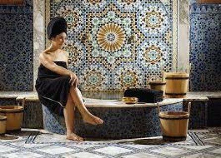 شركة بكر الأسمر متوفرين : حمام مغربي