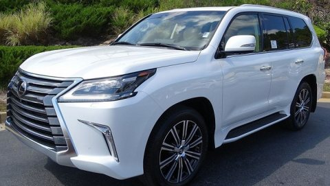 Gulf Lx570 Lexus 2019 - Fully Loaded