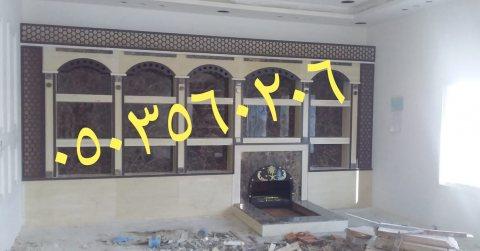 مشبات رخام صور مشبات ديكورات مشبات الرياض الخرج الشرقية