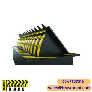 مصدة هيدروليك امنية توريد وتركيب وصيانة موديل Road Blocker ZK-RB1000