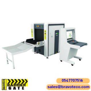 جهاز كشف الحقائب والطرود موديل ZKX6550 بالاشعة السينية للفنادق و شركات الشحن
