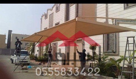 مظلات خشبية للحدائق الرياض , 0555833422 , تصميمات برجولات حدائق ,