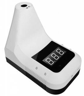 جهاز قياس درجة الحراره في الأماكن العامه