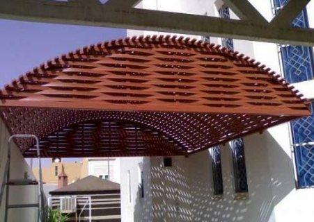 بيع وتركيب جميع انواع المظلات والسواتر بالرياض  باحدث اشكال عصرية 0501884872