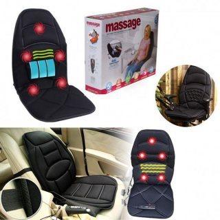 كرسي مساج للسيارة والبيت لتخفيف آلام الظهر والرقبة للتواصل 0565264138