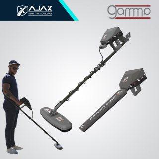 اقوى جهاز كشف الذهب والكنوز غاما اجاكس Gamma Ajax