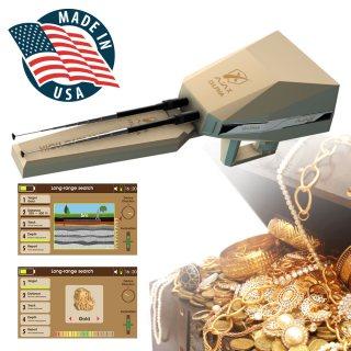 احدث اجهزة كشف الذهب الاستشعارية الفا - بي ار ديتكتورز دبي