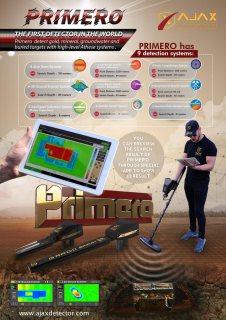 best gold detectors in the world Primero - BR DETECTORS DUBAI