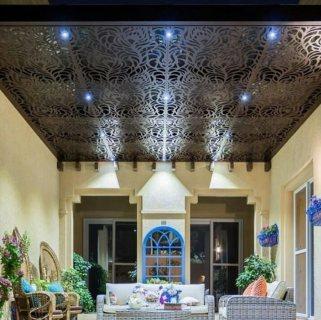 مظلات خشبية بجدة | تصاميم واشكال جديدة لمظلات المنازل الخارجية0503142292