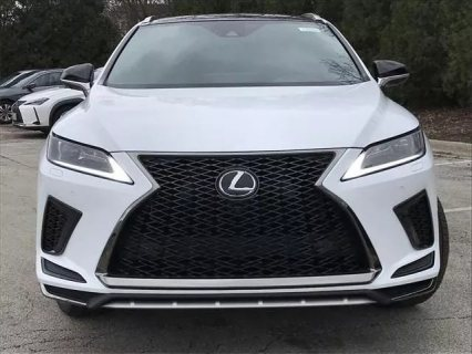2020 Lexus Rx350 Luxury Full option Petrol  6 CYLINDERS
