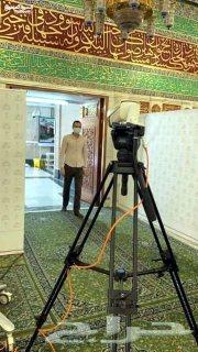 كاميرا حراريه لكشف الكورونا للخصومات