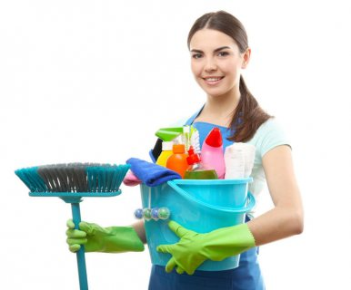 شركة المثالية لتنظيف الشقق والفلل بالدمام والخبر