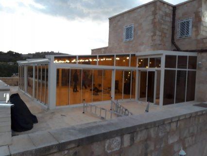 واجهات متحركة صناعة تركية – اسقف متحركة – سقف متحرك الكتروني (مشاريع)