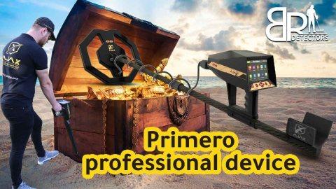 gold & metal detectors Primero Ajax